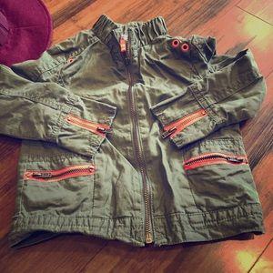 2T Fall Jacket